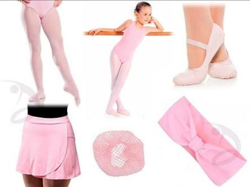 5b24ab4a3 Roupas de ballet para crianças sem condições - Vaquinhas online ...
