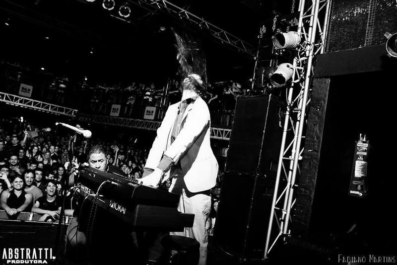 Back Doors (Tributo ao The Doors) no Opinião em Porto Alegre (RS)
