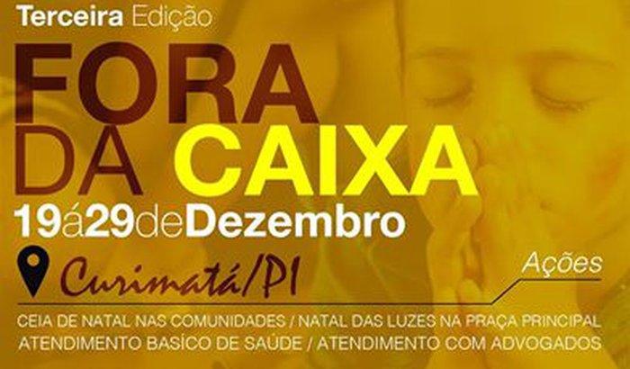 Natal Fora da Caixa - Piauí