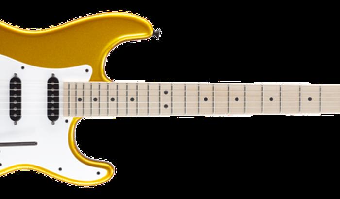 Guitarra pro gordinho