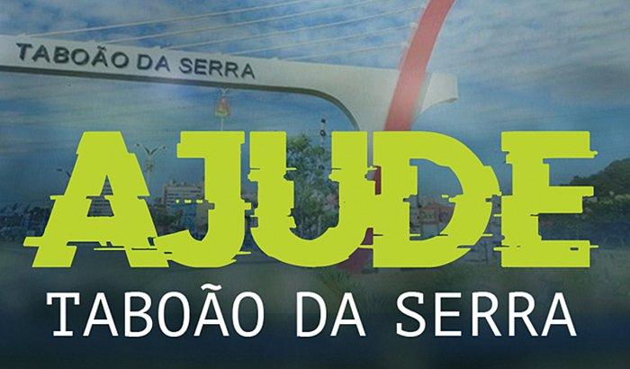 AJUDE TABOÃO DA SERRA