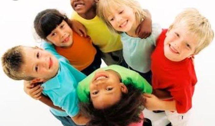Escola de apoio e recreação p crianças vítimas de VDF