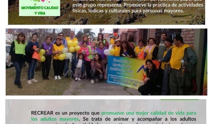 Projeto voluntário - Lar de idoso em Salta