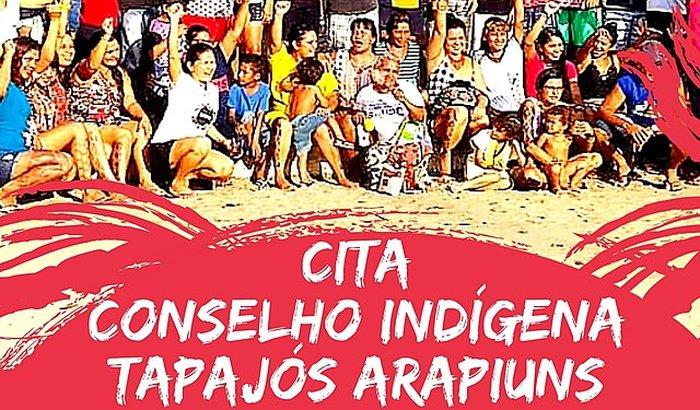 Vamos Ajudar os Parentes Indígenas do Baixo Tapajós