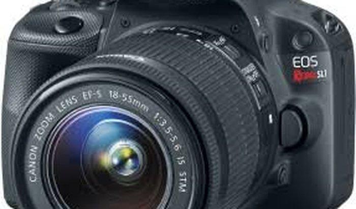 Quero comprá uma máquina fotografia profissional