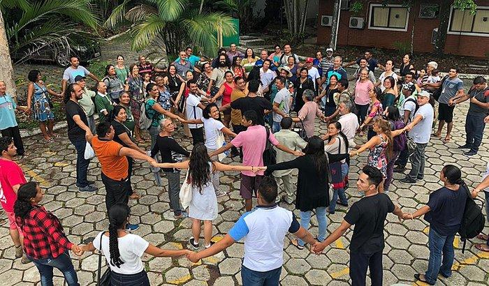 SEM AGRICULTORES, NÃO HÁ ALIMENTOS. Ajude Manaus!