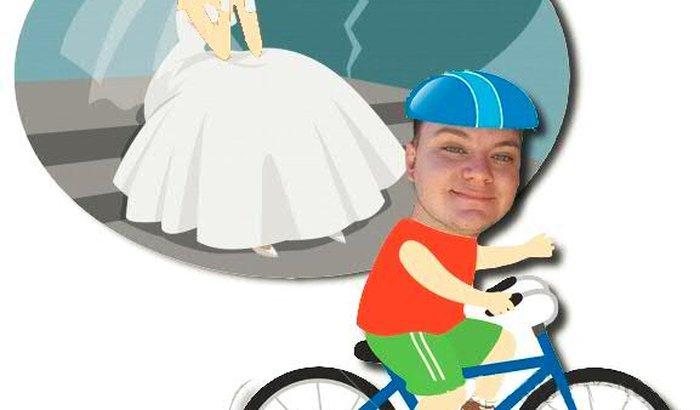 Caso ou compro uma bicicleta? OS DOIS :)