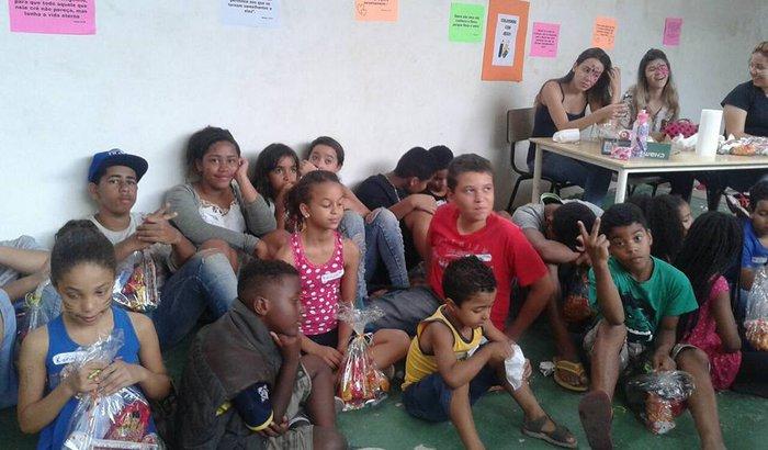 Festa da família: Casa de Issacar