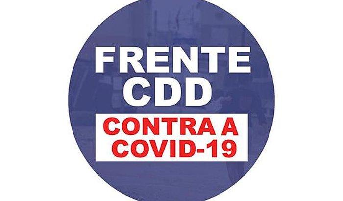 Financiamento da Frente CDD contra a COVID-19