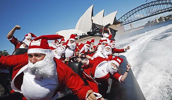 Patrícia e Júnoir: Natal em Sydney!