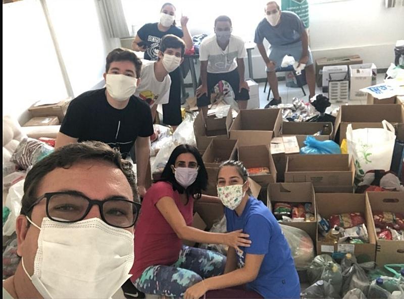 Ajude a Campanha da Solidariedade Salesiana na compra de alimentos para cestas básicas