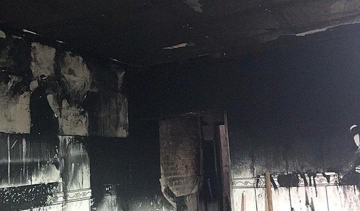 Ajuda para recuperação de casa incendiada em Osasco - Dona Maria