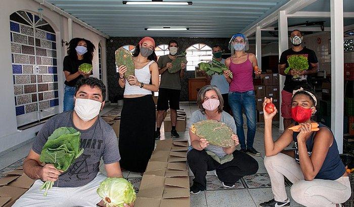 ECOZ - Cestas Solidárias Osasco
