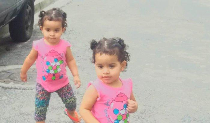 Ajude as gêmeas larah Lorena tratamento peneomologista