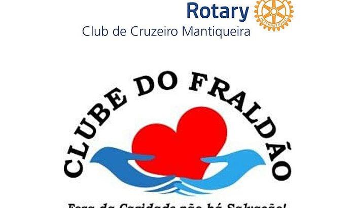 Vakinha do Rotary Mantiqueira em prol do Clube do Fraldão