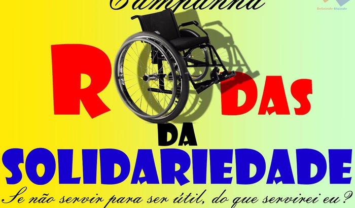 CAMPANHA - Rodas da Solidariedade
