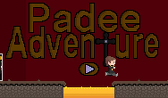 "Projeto jogo ""Padee Adventure"""