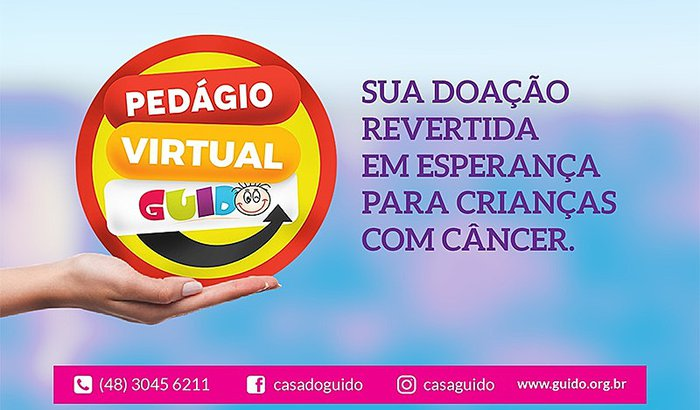 PEDÁGIO VIRTUAL CASA GUIDO