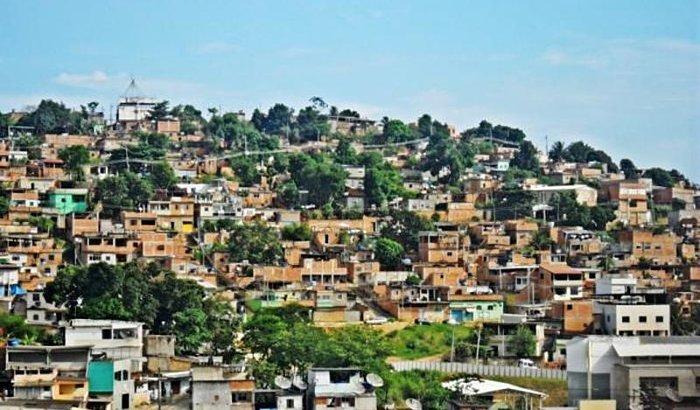 Apoio à Ocupação Força do Povo no Chapadão (RJ)