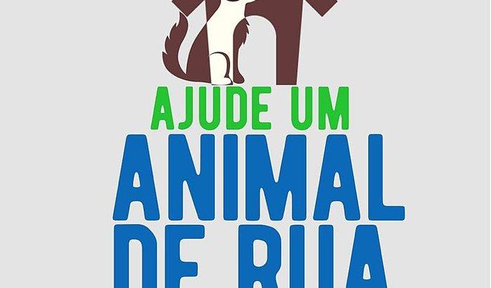 Projeto Ajude um Animal de Rua - Lages
