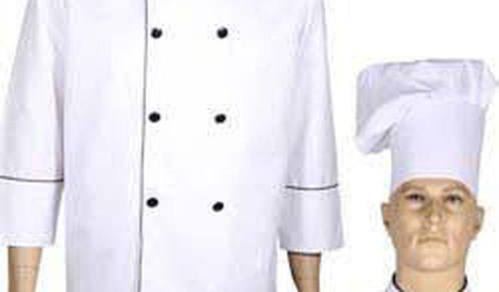 Roupa ideal pro Curso de Gastronomia