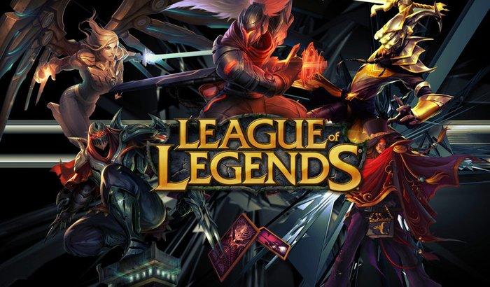 Ajude o time de League of Legends