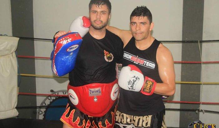 Fernando Aguiar Mundial de Muay Thai Tailândia