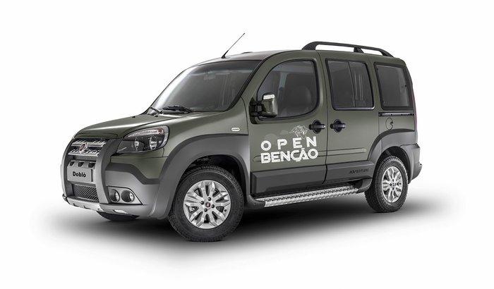 Carro Missionário do Open Benção