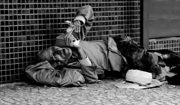 Fome e Inverno nas Ruas