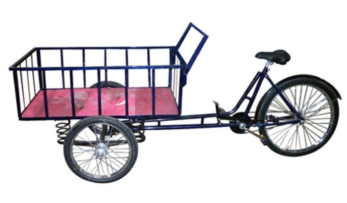 Triciclo para trabalhar
