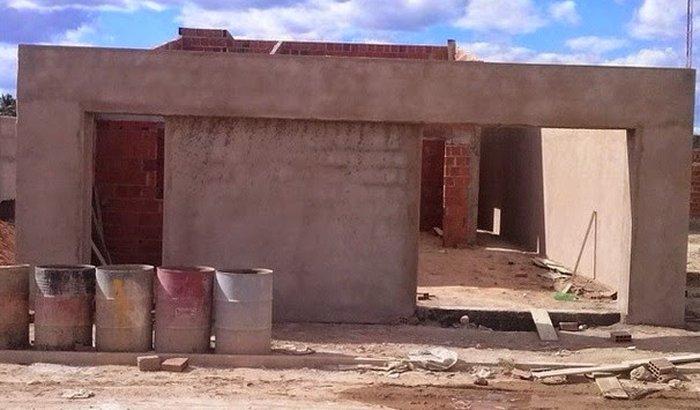 Construção da nossa Casinha
