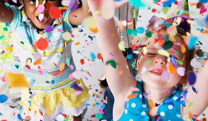 Carnaval para as crianças