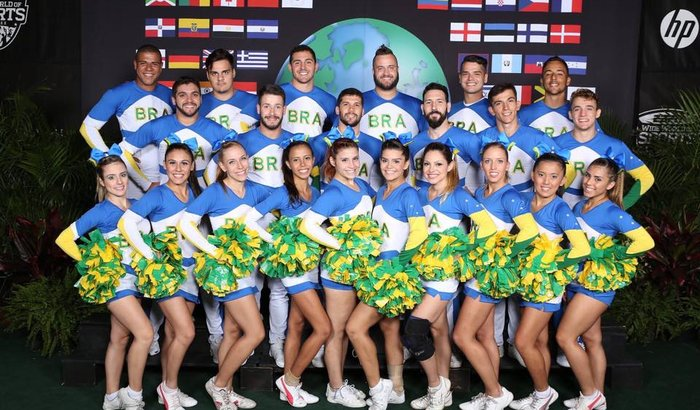 Team Brazil Cheerleading