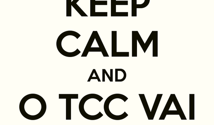 Aquela ajudinha pro TCC