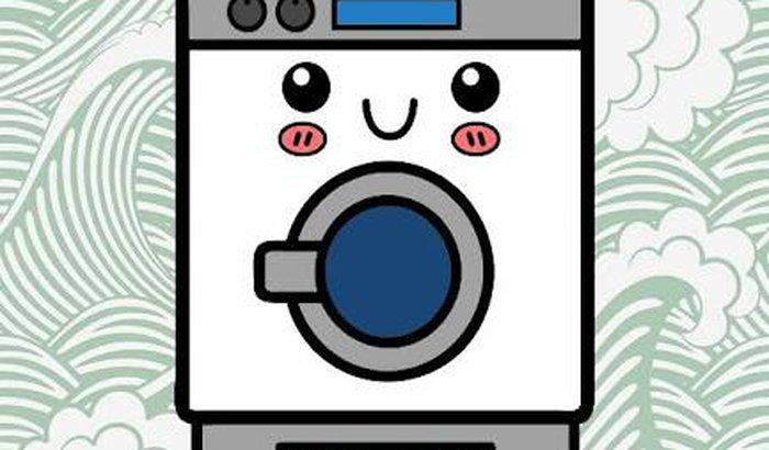 Arrecadar fundos para máquina de lavar