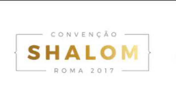 Convenção Shalom 2017-Roma (Comunidade Católica Shalom)