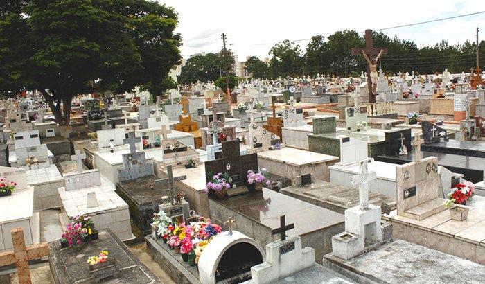 Enterro do Rodrigo Souza