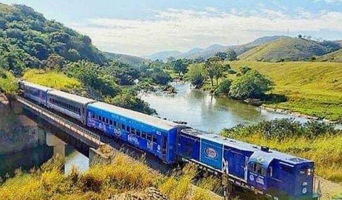 Ajude o projeto Trem Turístico Rio-Minas