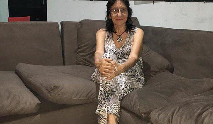 Tratamento de câncer da Dona Antonia Doce