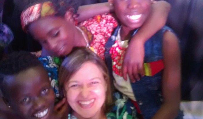 África campo missionário