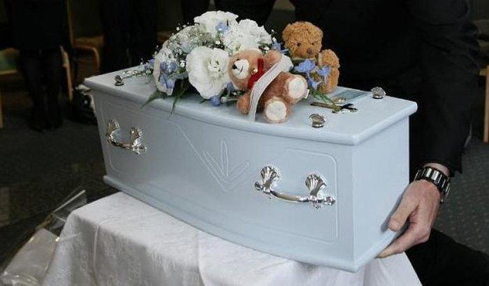 Funeral de um bebê