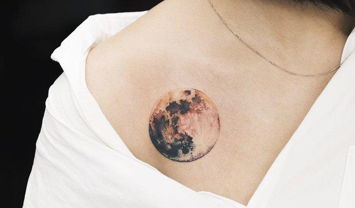 Homenagem em tatuagem