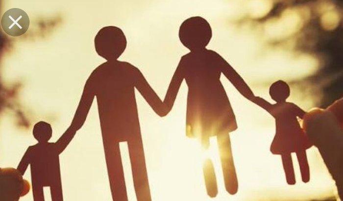 Família com dificuldade financeira