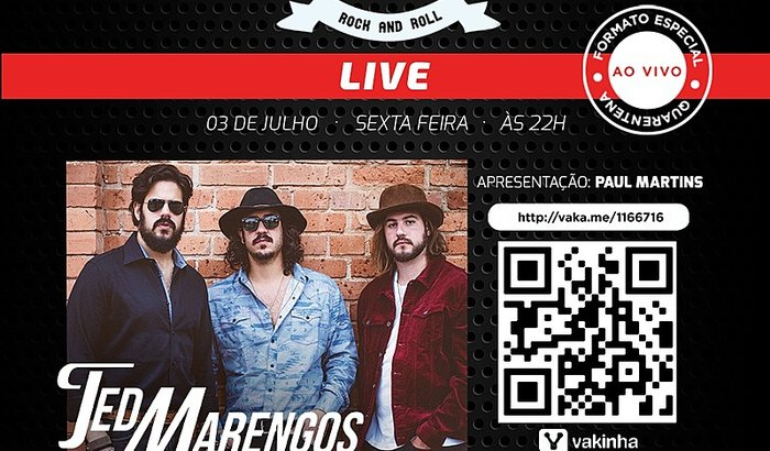 KISS CLUB LIVE COM TED MARENGOS