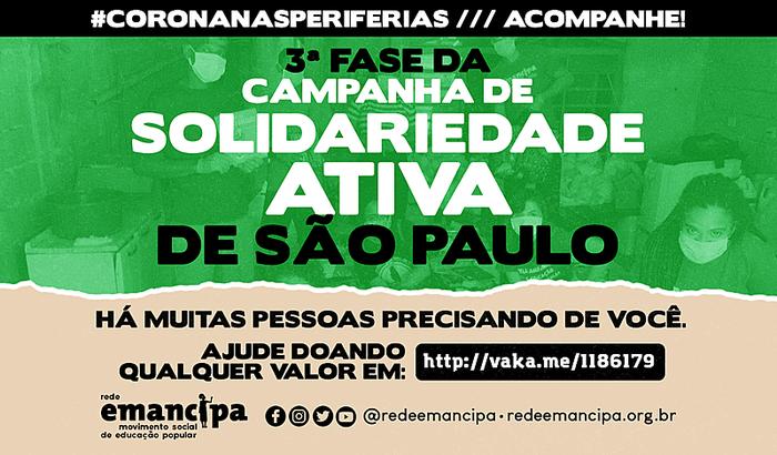 Solidariedade Ativa - Rede Emancipa SP