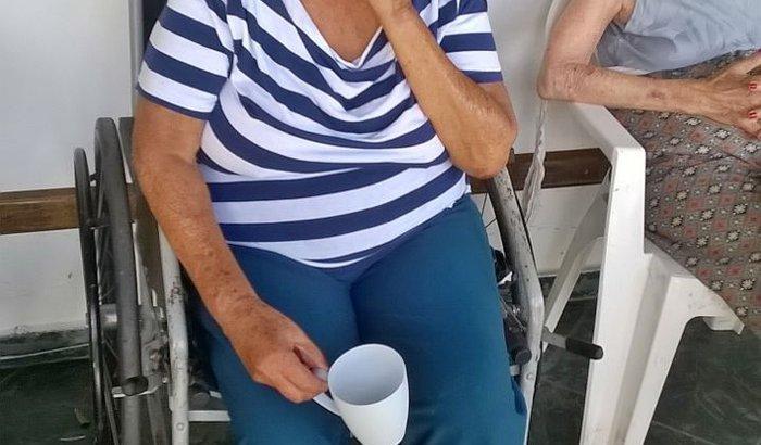 Ajuda no tratamento da minha Vó