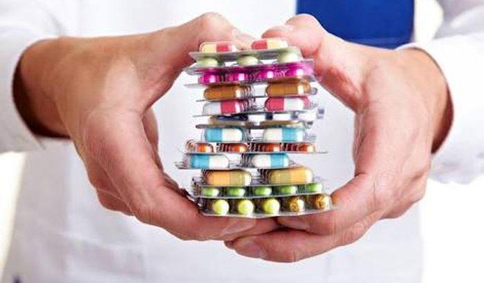Comprar remedios para avó