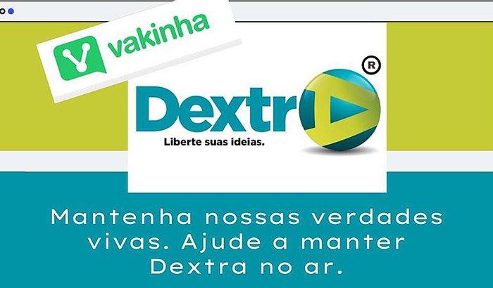 Vaquinha do Portal de Mídia Independente DEXTRA