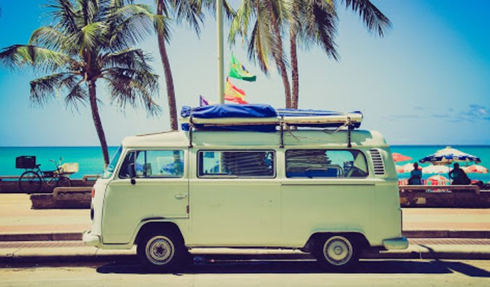 Kombie para viajar litoral