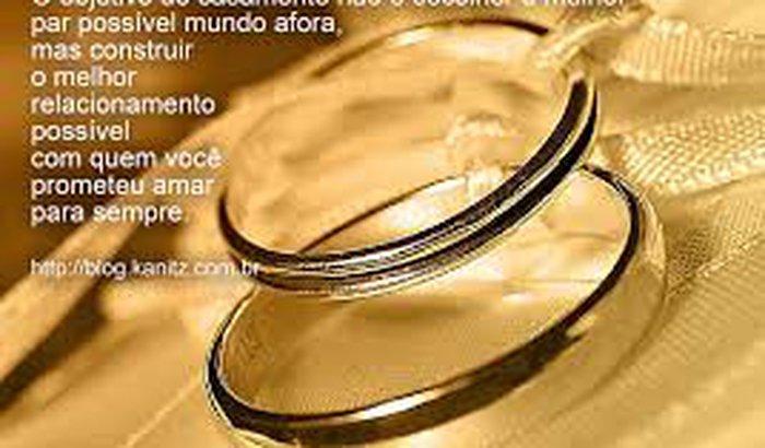 Realização de um sonho...casamento